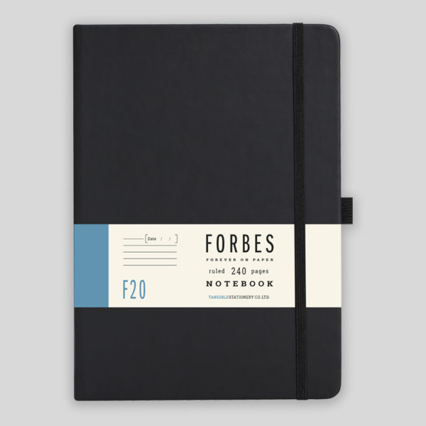 FORBES Classic Notebook Lined F20-01