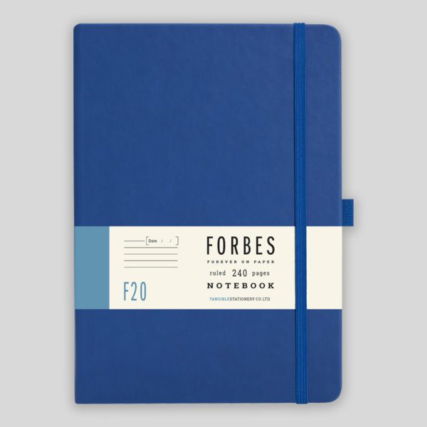 FORBES Classic Notebook Lined F20-02