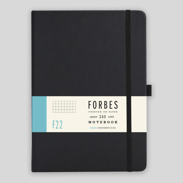 FORBES Classic Notebook Squared F22-01