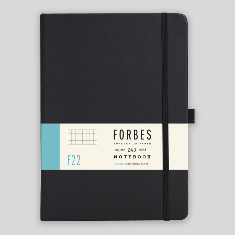 A5 Notebook Squared