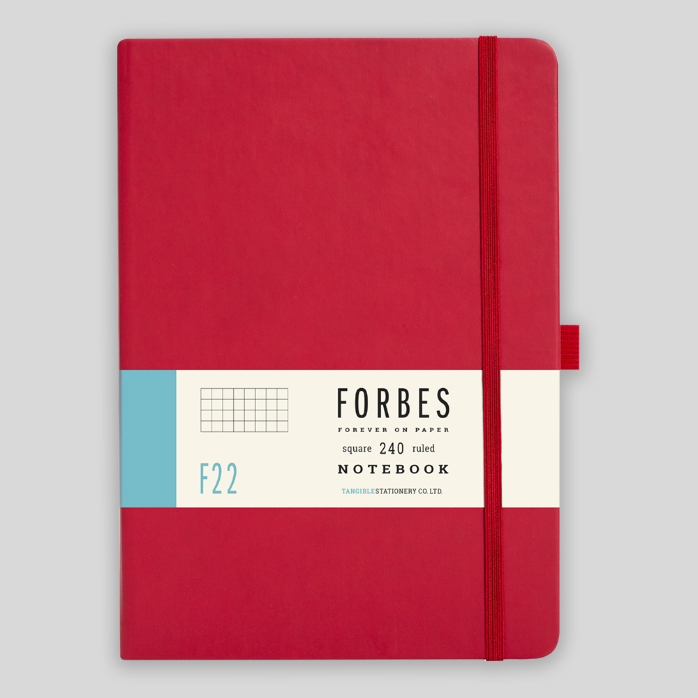 Squared Page Notebook
