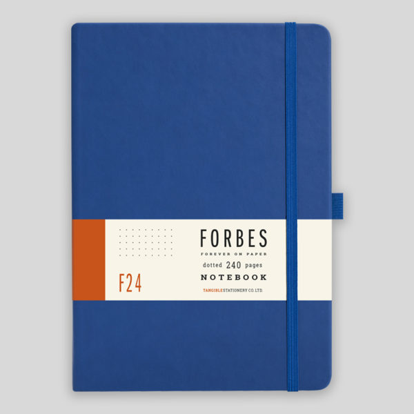 FORBES Classic Notebook Dotted F24-02
