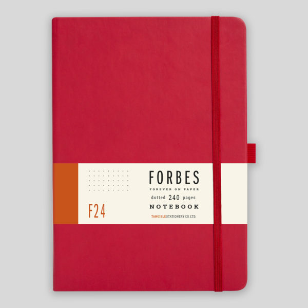 FORBES Classic Notebook Dotted F24-03