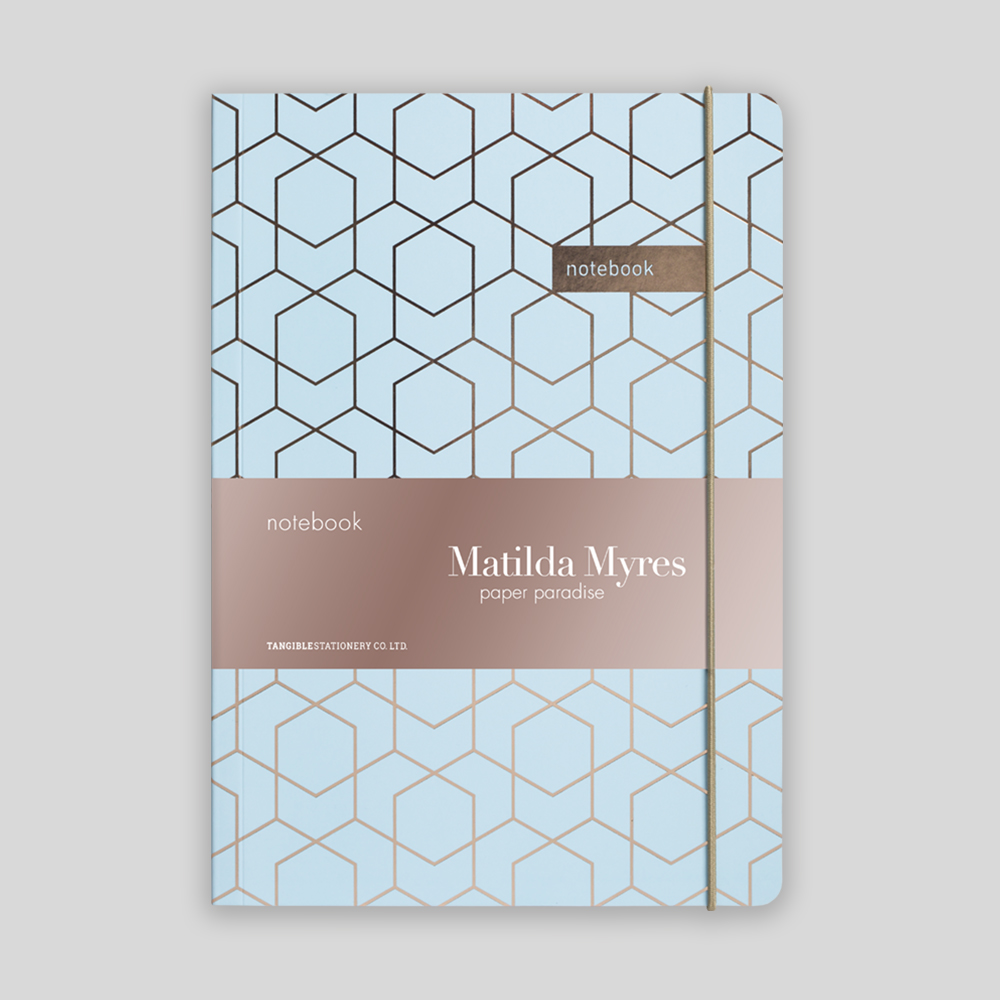 Notebooks from Matilda Myres