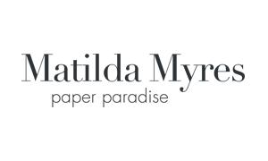 Matilda Myres Stationery
