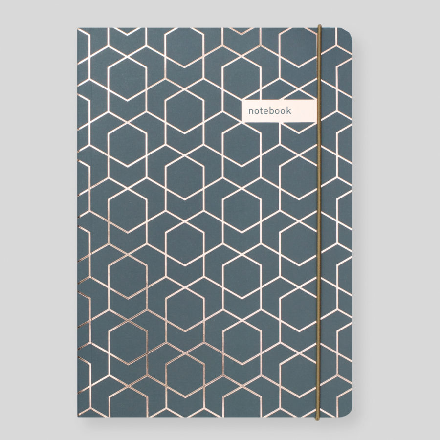 Matilda Myres Notebooks Grey