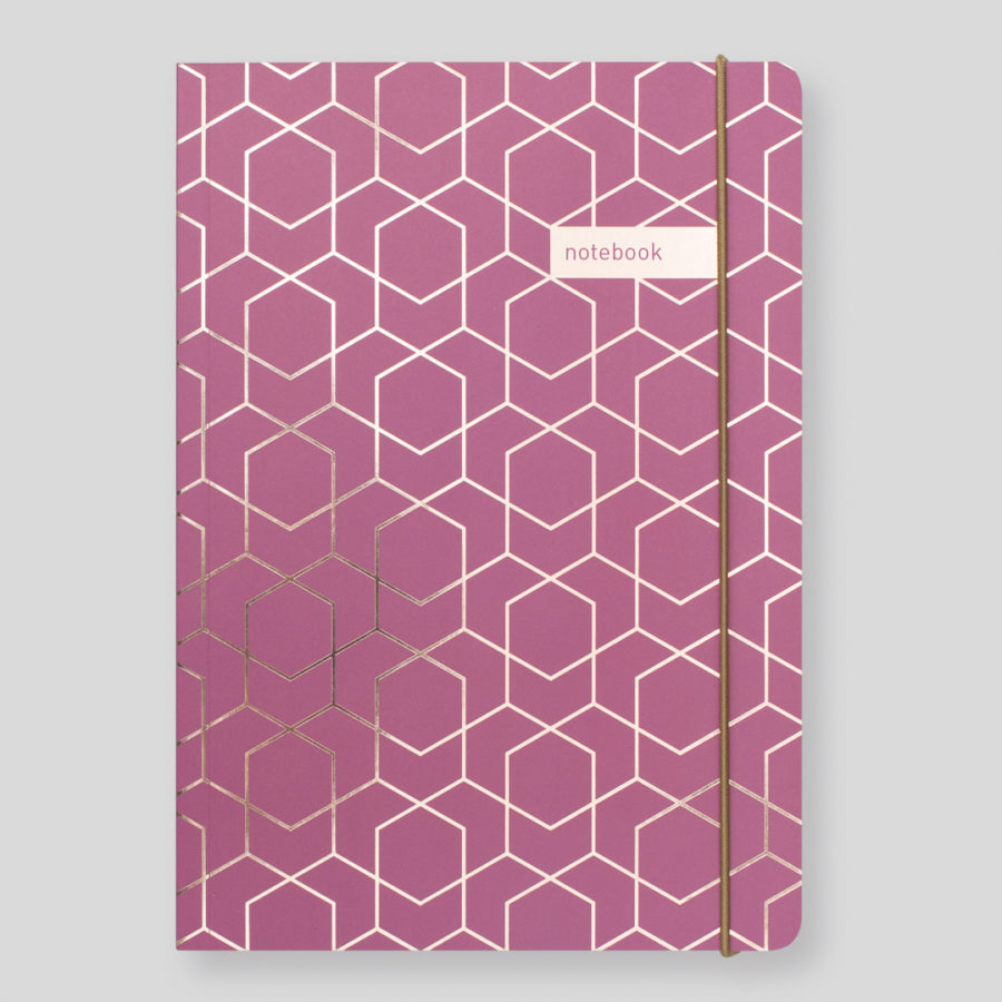 Matilda Myres Notebooks Plum