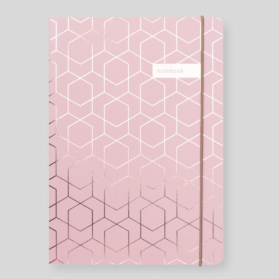Matilda Myres Notebooks Pink