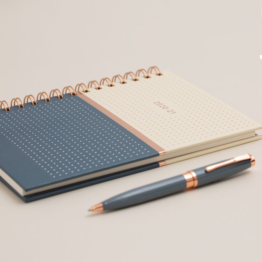2020-21 A5 Weekly Diary