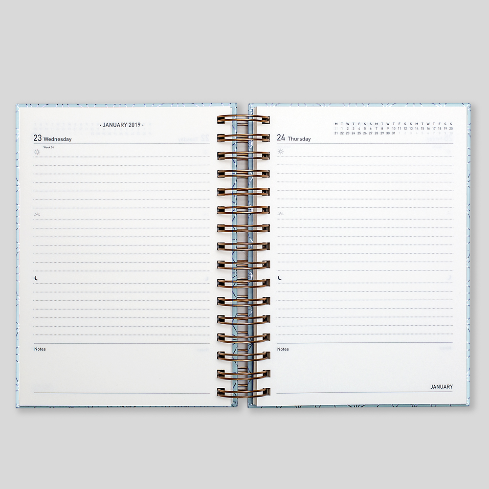 A5 Daily Diary