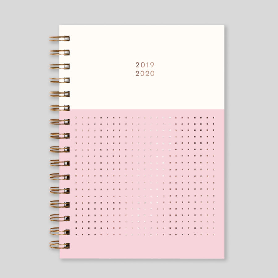 ROSE GOLD DIARY 2019-20