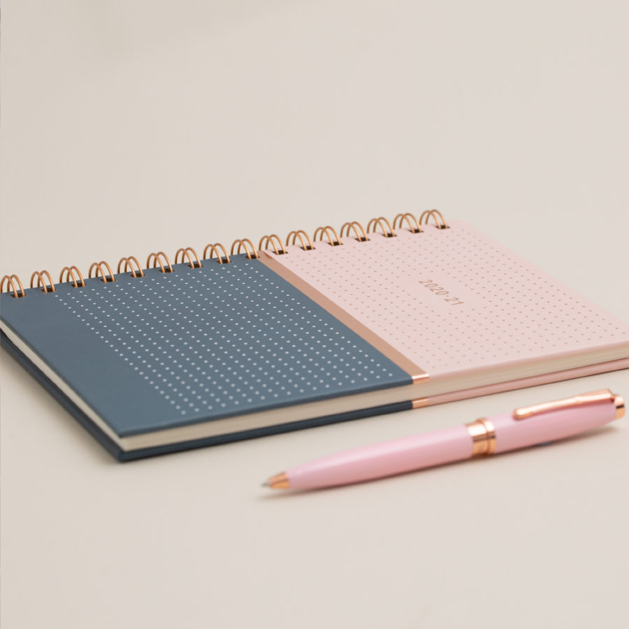 2020-21 A5 Diary Weekly
