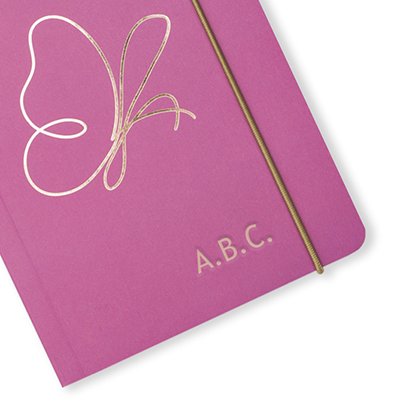 Initials on Diary