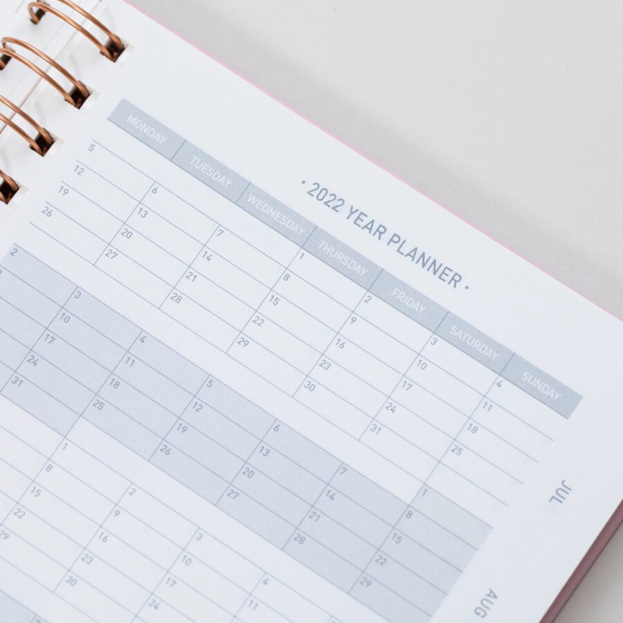 2022 Diary Matilda Myres Day a Page Diaries Year Planner