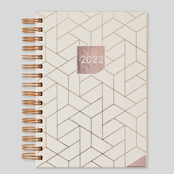 2022 Diary Matilda Myres Day a Page Diaries Ivory