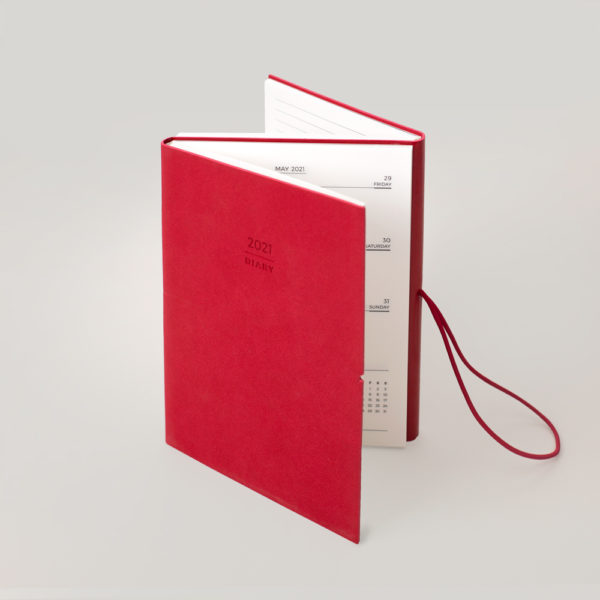 Orchard & Dunne 2021 Weekly Diary & Notebook Companion – All-In-One – A5 – OD100-03W