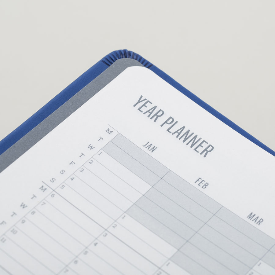 2019 & 2020 Year Planners