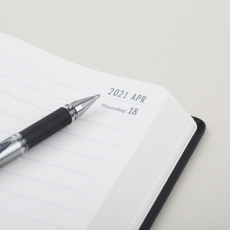 FORBES 2021 Day a Page Diary