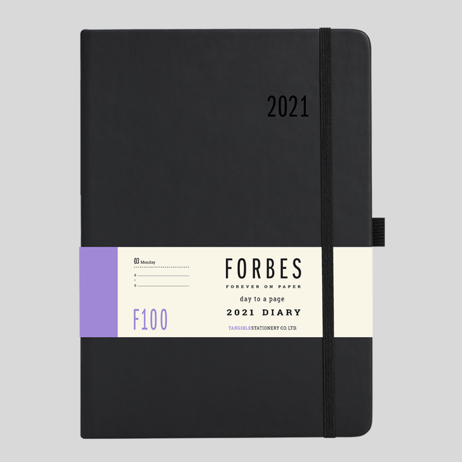 FORBES 2021 Diary Black