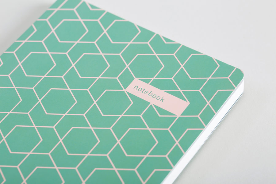 Green Notepad