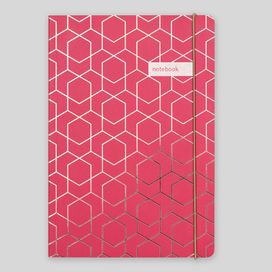Matilda Myres Notebook in Berry