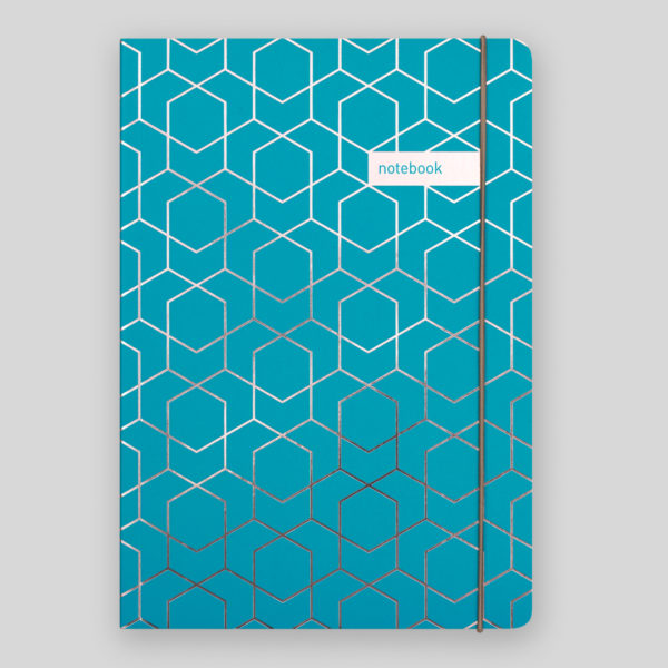 Teal Notebook