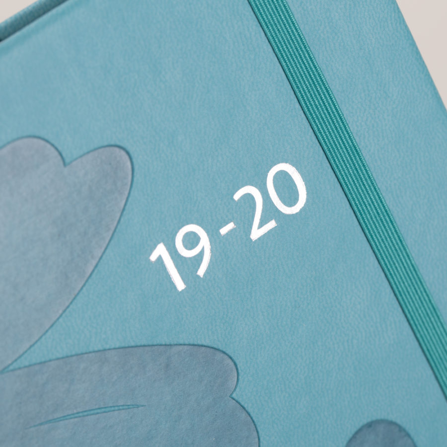 Teal Academic Year Diary