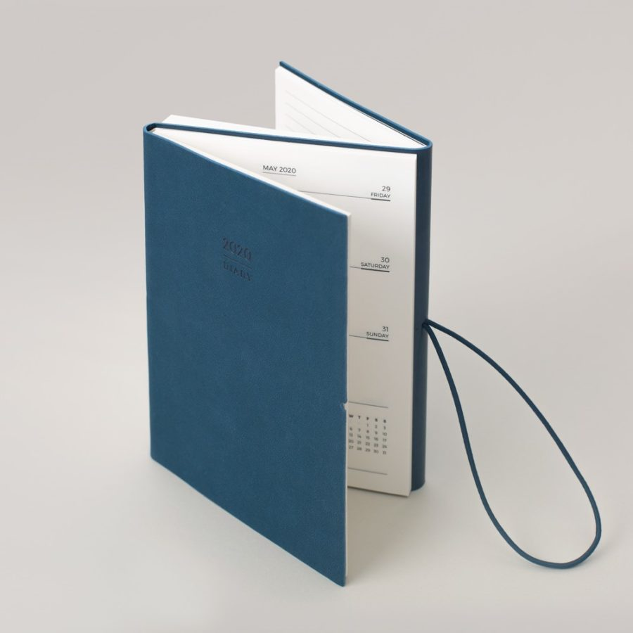 2020 A5 notebook and diary