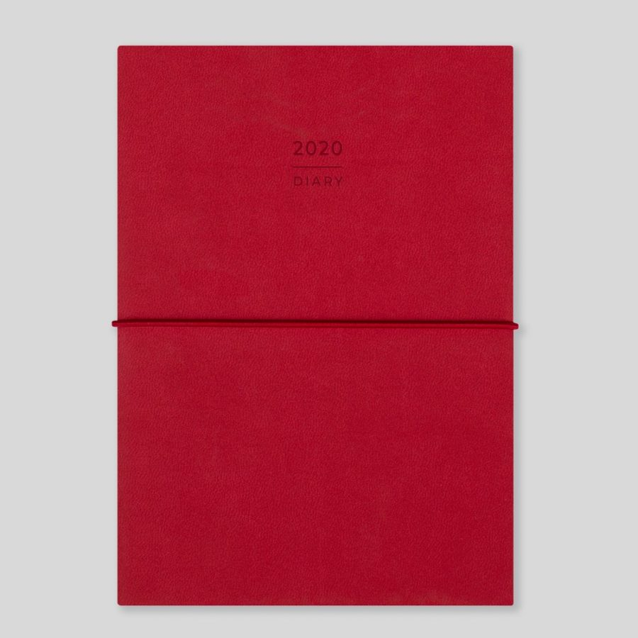 2020 diary cover