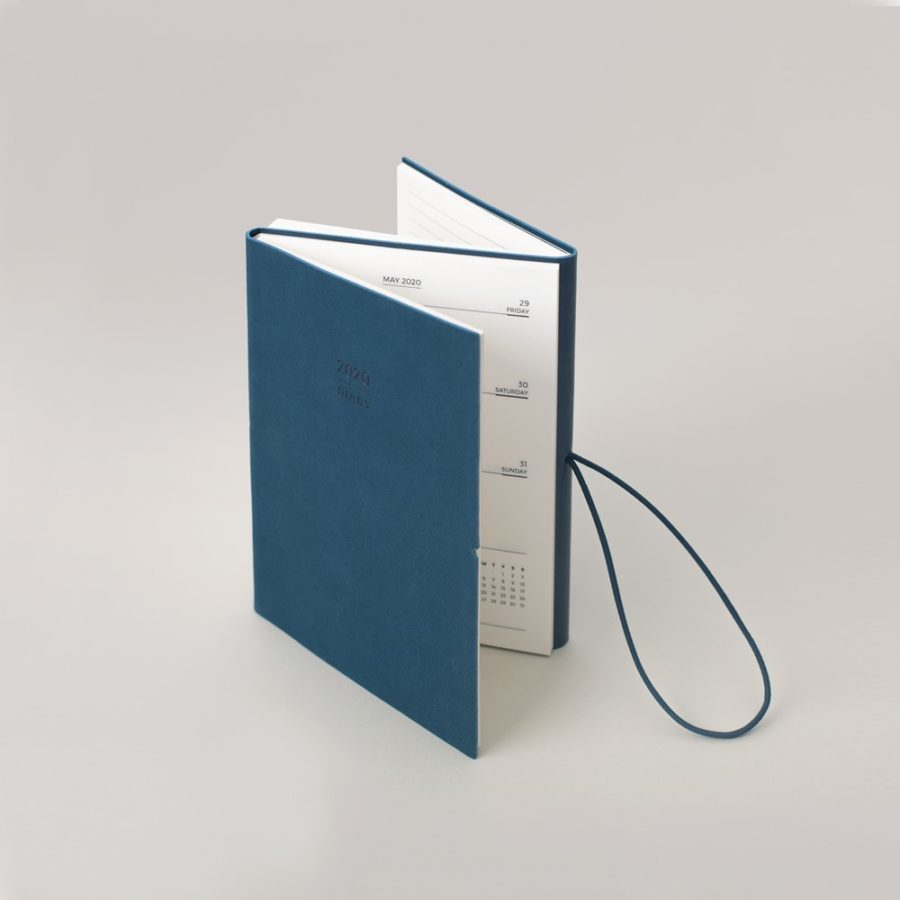 2020 a6 notebook and diary