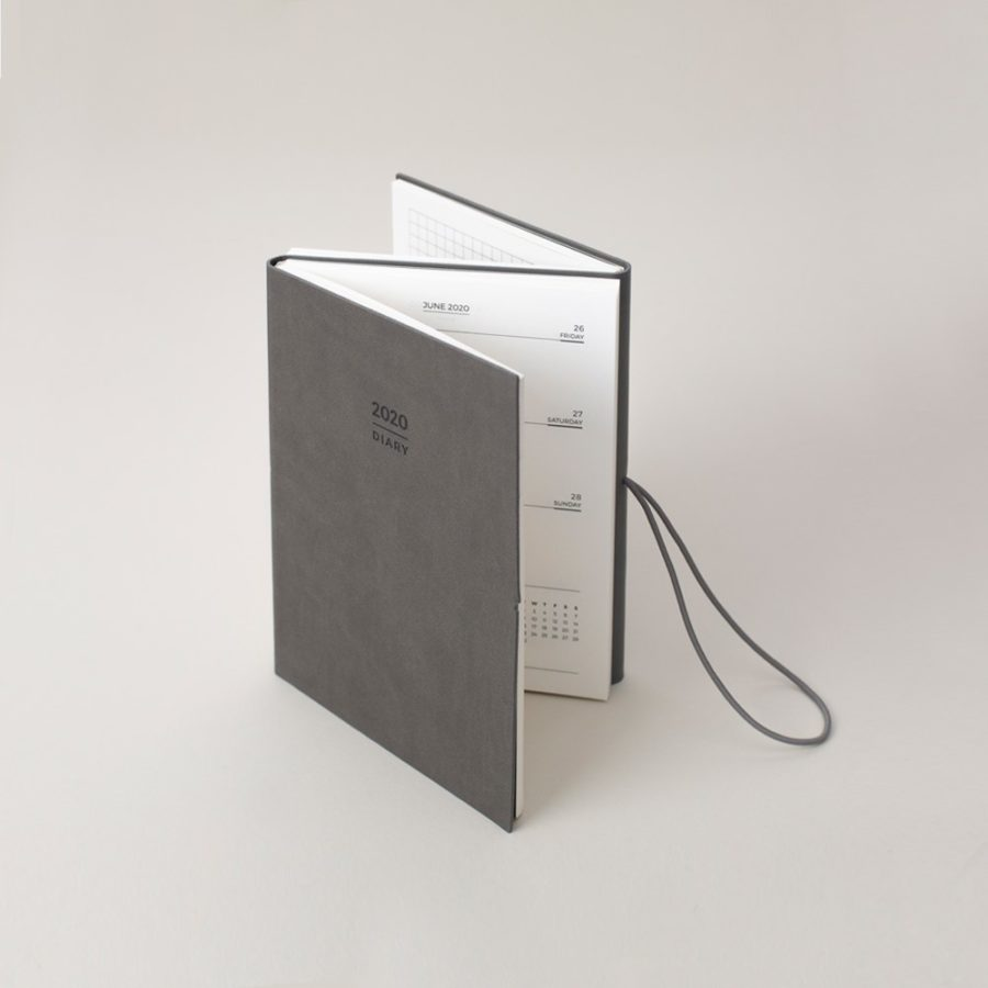A6 2020 diary notebook