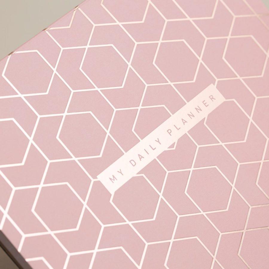 A5 List Pads Pink