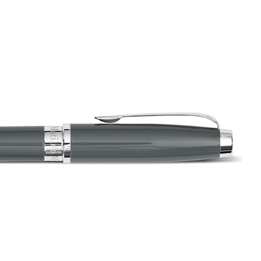 Matilda Myres Silver and Grey Ball Pens