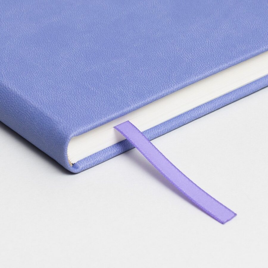 Lilac Personalised Notebook