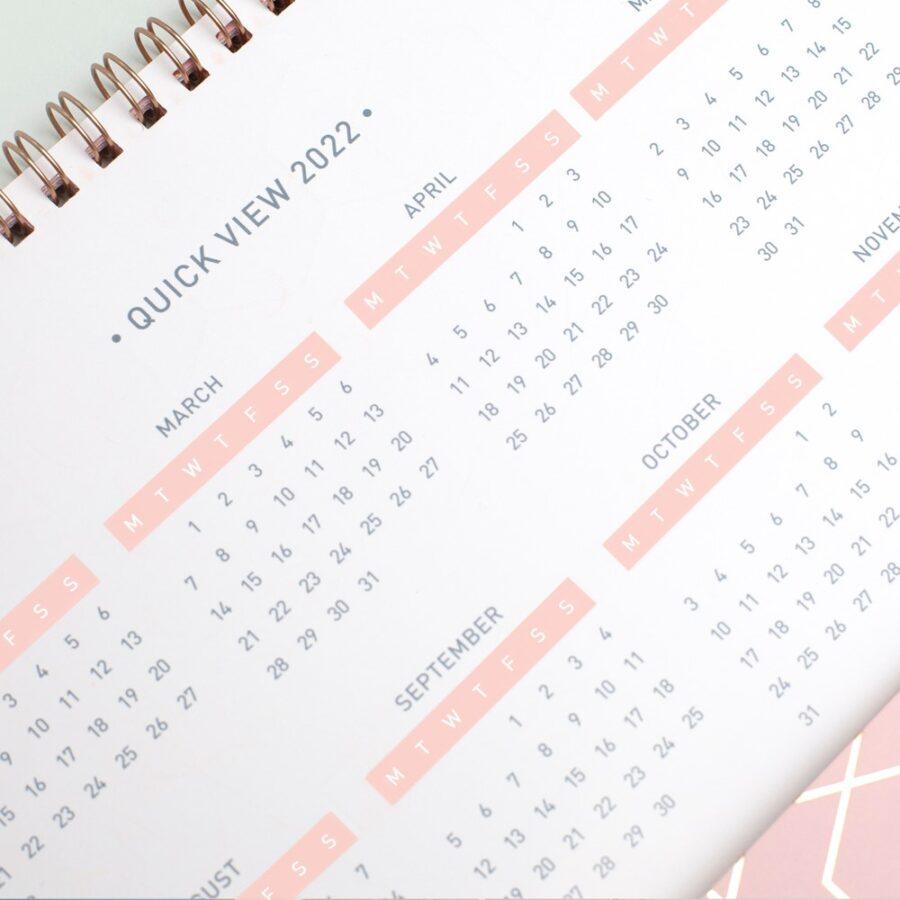 2022 Family Calendar from Matilda Myres Quick View